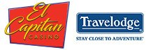 El Capitan Casino, Travelodge Stay close to adventure